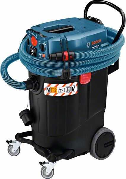 Строительный (промышленный) пылесос Bosch GAS 55 M AFC