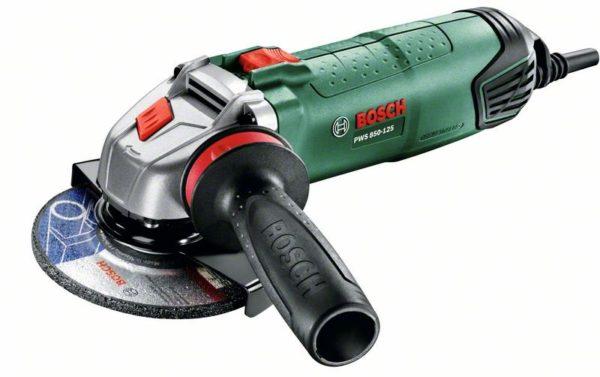 Болгарка ( УШМ ) Bosch PWS 850-125