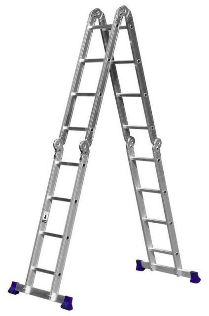 Лестница-трансформер-ЛТ-44-4х4-ступени