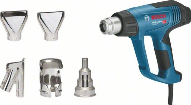 Строительный фен BOSCH GHG 23-66 Professional Case