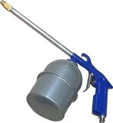 Пистолет для нанесения антикоррозийных покрытий